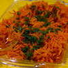 Thanks: Carrot Salad with Miso and Ginger